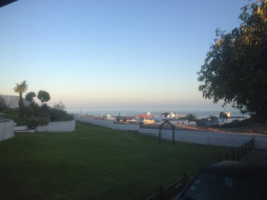 Paternoster Hotel : View from the balcony, room No 2