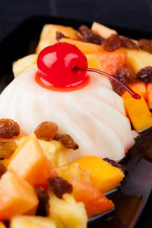 Flower Drum Restaurant: Sweet sweet - Almond Junket