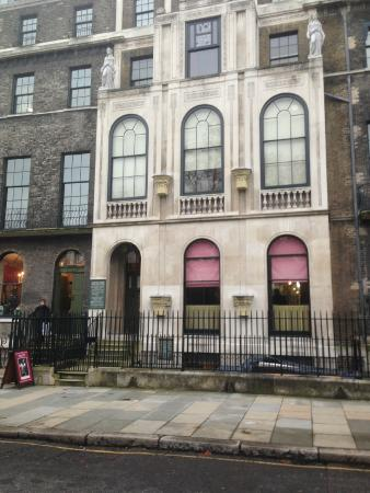 Musée Sir John Soane : Front Entrance