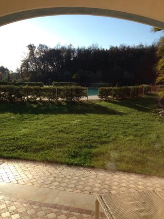 Hotel Monastero: Vista dalla camera, stupenda!!