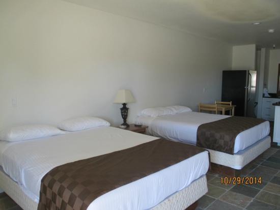 Harbour Inn: 2 queen suite