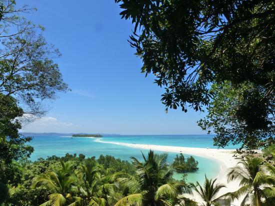 Le Jardin Hotel: isola di hiranja