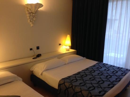 Luxor Hotel Rimini: la camera