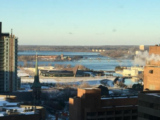 Great Paito W Indoor Pool Picture Of Delta Hotels By Marriott Ottawa City Centre Ottawa
