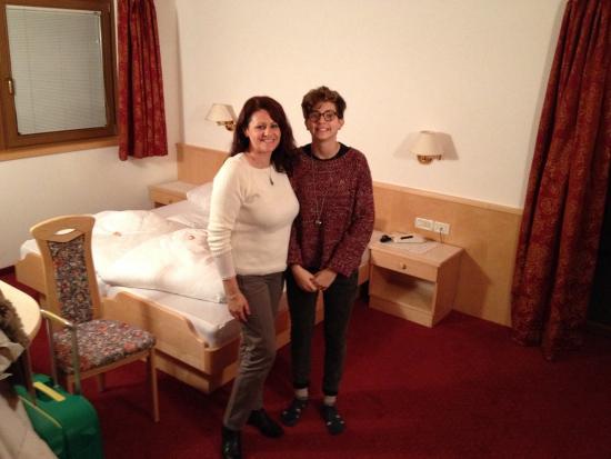Hotel Thalguter: Suite sopra alla Piscina