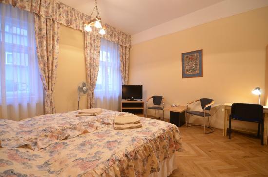 Aparthotel Lublanka: Double room