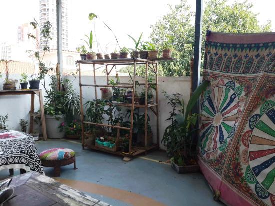 Foto de Vegetarian Thali So Paulo Ambiente Zen TripAdvisor