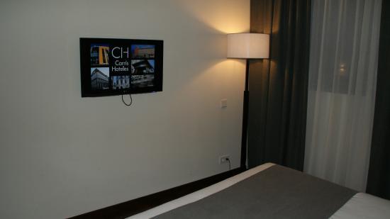 Carris Marineda: habitacion