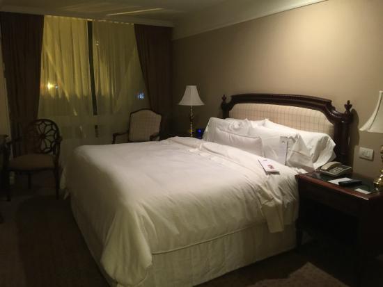 The Westin Camino Real : Room