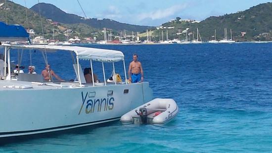 Palm Island : Con yannys sulle orme dei pirati. .