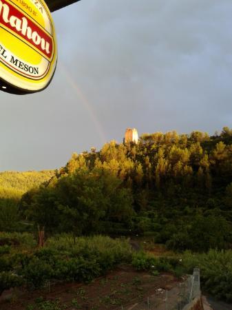Ayodar, Испания: Meson La Torre