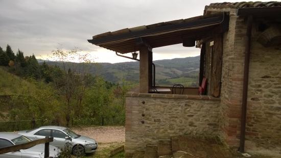 Country House Ca' Vernaccia: anteriore
