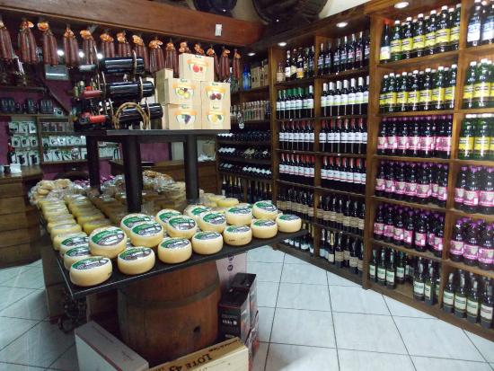 Budega's Queijos e Vinhos