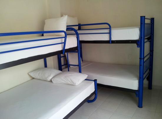 Hotel San Miguel: Dormitorio