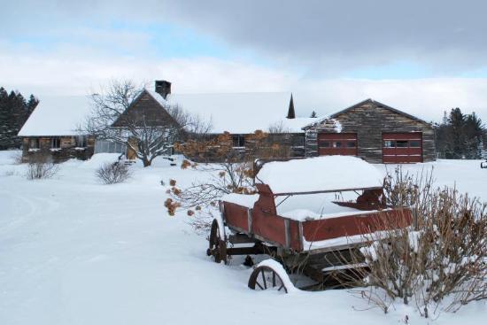 Mahoosuc Inn, your winter playground