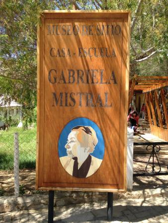 Museo de Gabriela Mistral