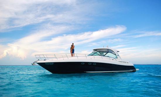 Boat Rentals Cancun