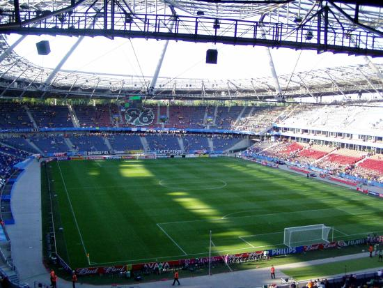Estadio awd arena picture of hannover lower saxony for Estadio arena