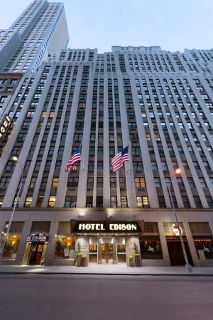 Hotel Edison New York Reviews