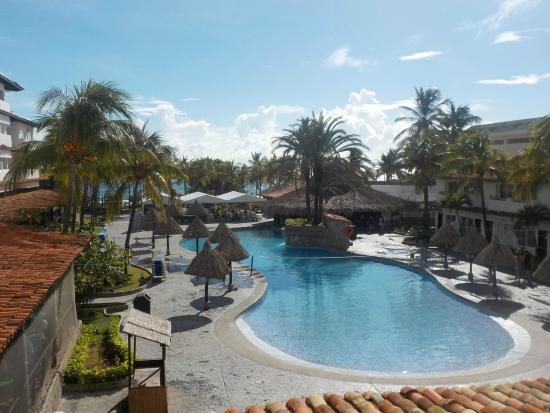 SUNSOL Caribbean Beach: Area Tropical