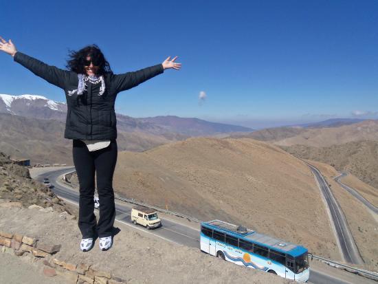Erfoud, Μαρόκο: Montañas del Atlas