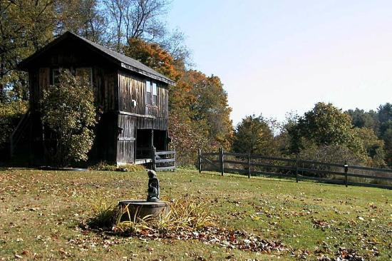 Whately, MA: Barn