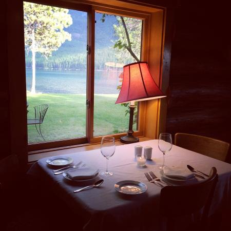 Condon, MT: Restaurant