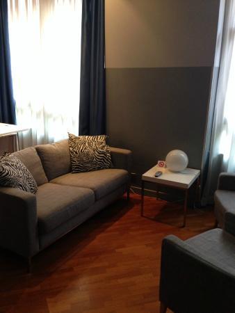 Aparthotel Navigli : leaving room 2bedrooms apt