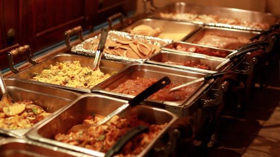 Desayuno buffet - Picture of Chalet Restaurante, Mexicali ...