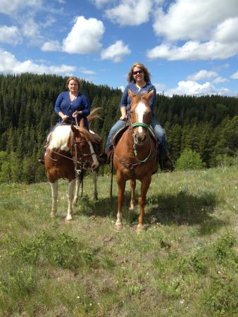 Horseback Ride near Bear Creek Ranch