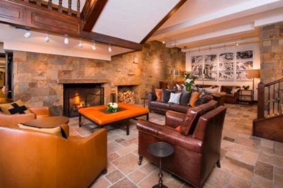 The Lodge at Vail, A RockResort: New Lobby