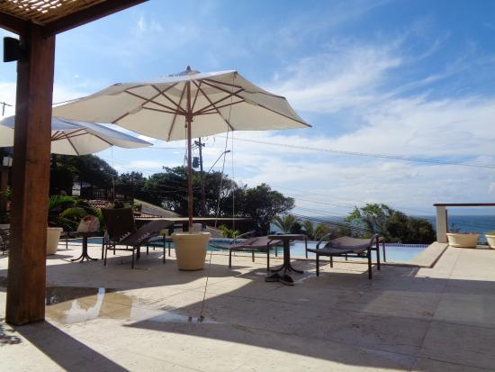 Hotel Ville La Plage: hermoso lugar de pileta