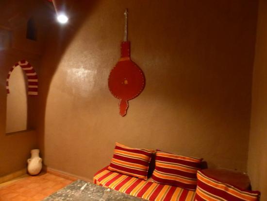 Kasbah Le: chambre