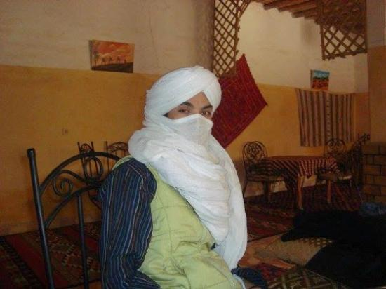 Erfoud, Maroko: Berbere