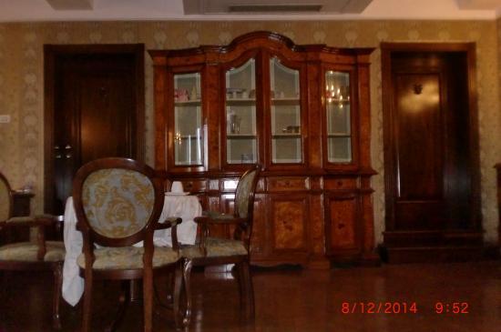 Palazzo Bembo : sala per colazioni