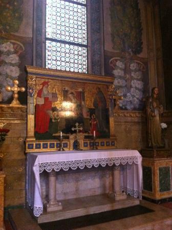 Basilica San Francesco: autels