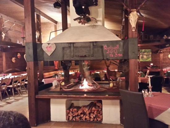 Jagdhütte: Camino
