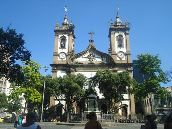 ‪Sao Francisco de Paula Church‬
