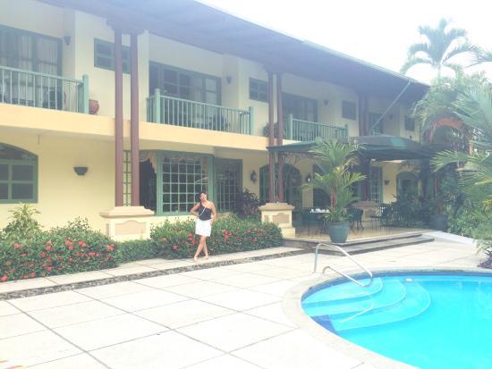 Hotel Casa Turire: Très beau cadre