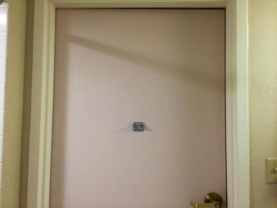 SpringHill Suites Fort Lauderdale Airport \u0026 Cruise Port: When was the last time pink doors & When was the last time pink doors were in style? - Picture of ... Pezcame.Com