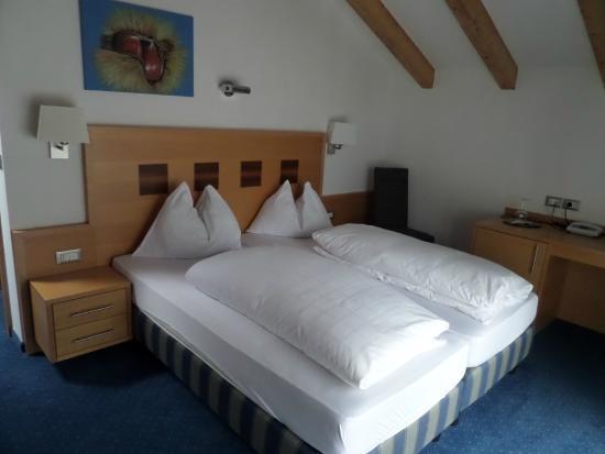Hotel Rotwand: camera superior