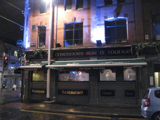 Cosgroves Bar