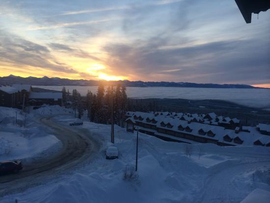 Big White Ski Resort: What a view