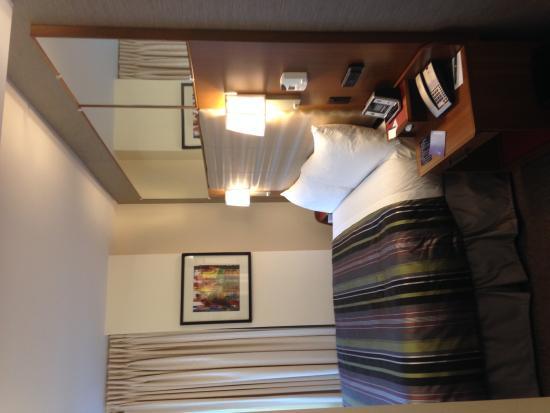Club Quarters Hotel, Midtown: Bedroom