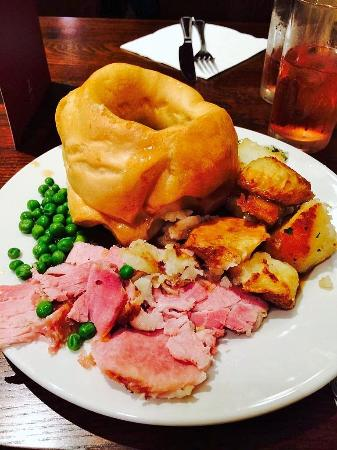 Toby Carvery: A well cracking roast carvery