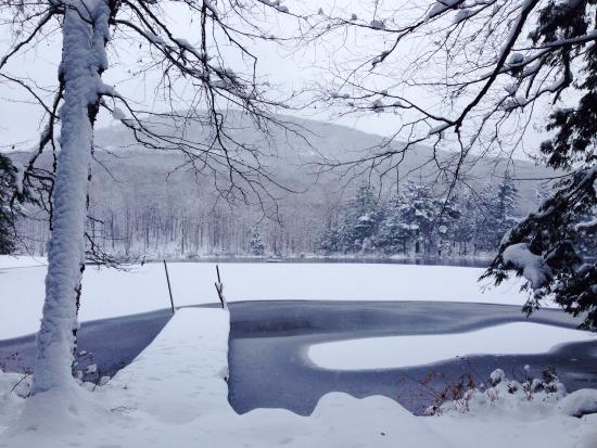 Lapland Lake Cross Country Ski Center: Woods Lake