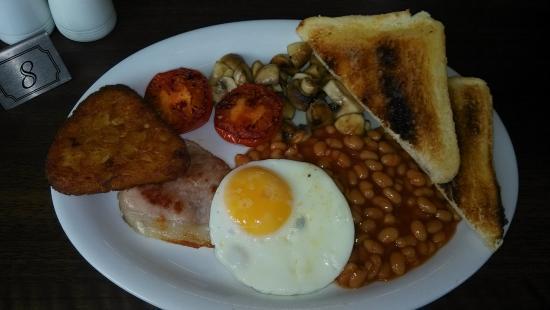 Chaplins: breakfast