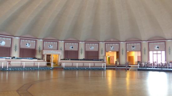 Behind the Scenes Casino Tour: Ballroom