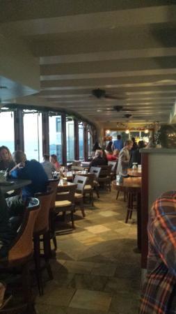 Surf Sand Resort Splashes Bar