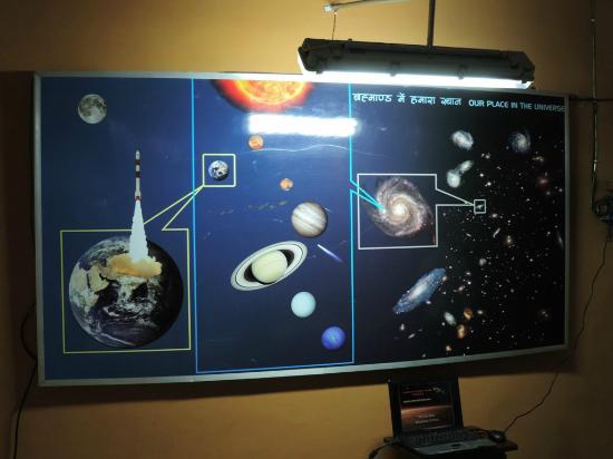 Jawahar Planetarium